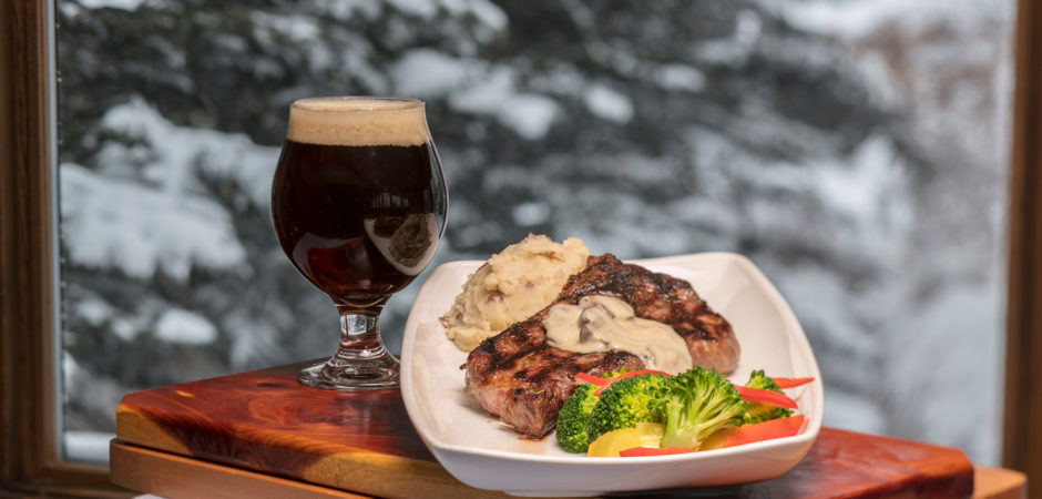 New Year's Eve Dinner Specials