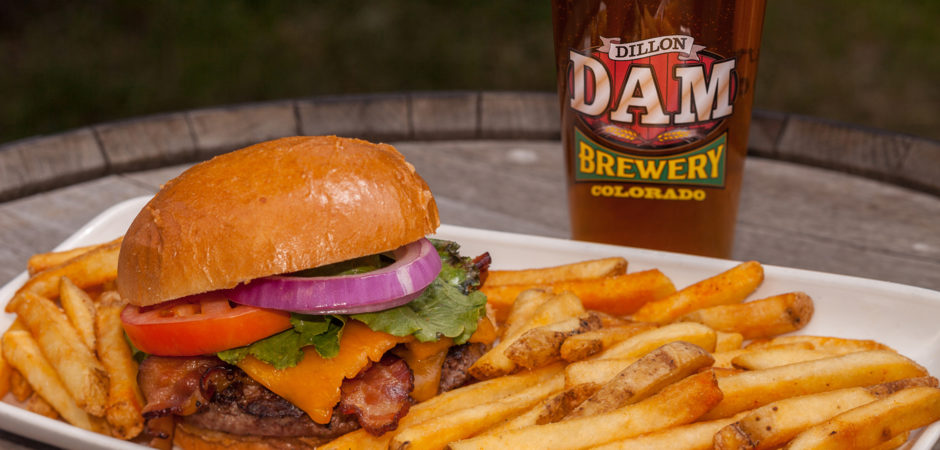 Vote For The Dam Buffalo Burger on USA Today
