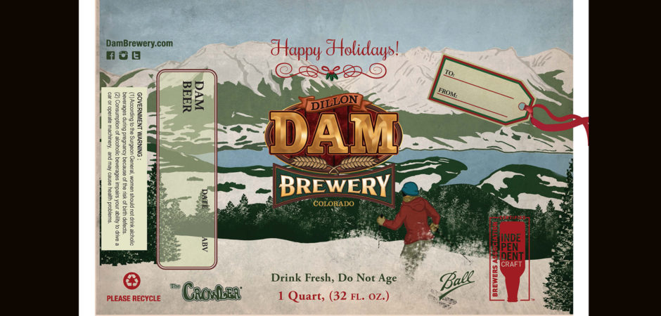 2018 Holiday Crowlers Are Here!