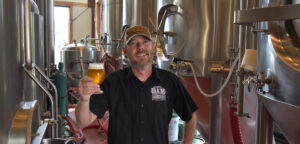 new head brewer jj miles