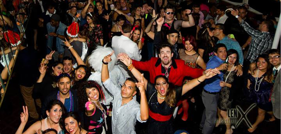 New Year's Eve Specials and FREE 80s Dance Party